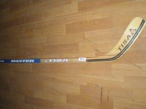 Клюшка хоккейная TISA MASTER, взрослая (L,R)