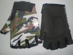 Перчатки для велосипедистов, неопрен + сетка