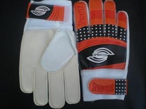 Перчатки вратарские взрослые Sprinter c усилением SPRINTER (размер 8)