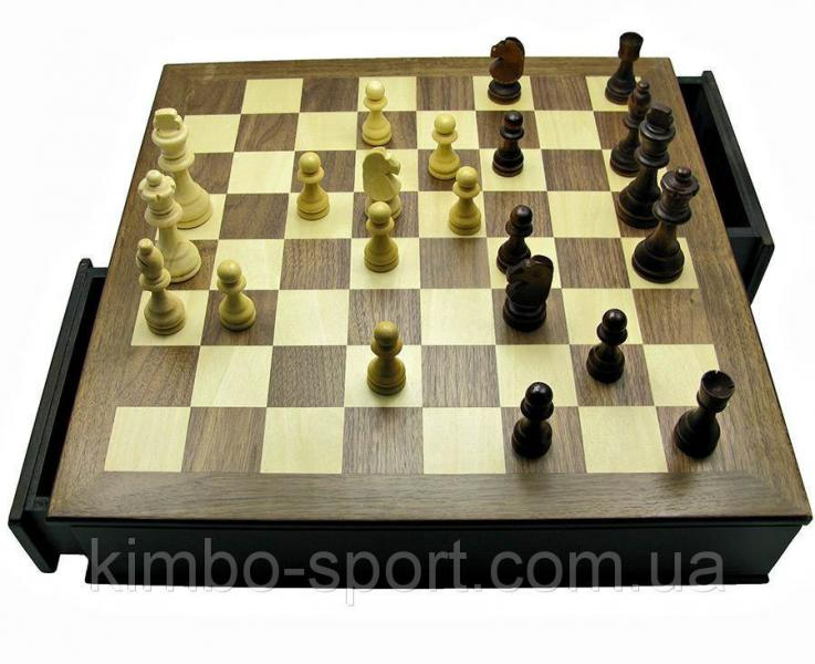 Шахматы деревянные (42 х 42 см.)