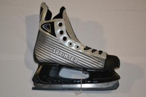 Коньки хок. (PVC-ткань-сталь) р.: 39-47 44