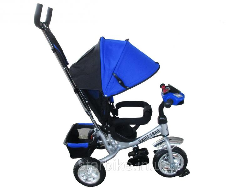 Titan Baby-Trike Blue (пена)