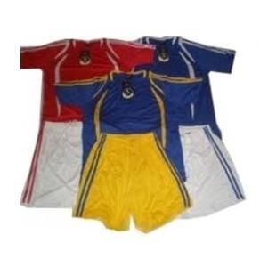 Форма футбольная взрослая (S, M, L, XL), 4 расцветки