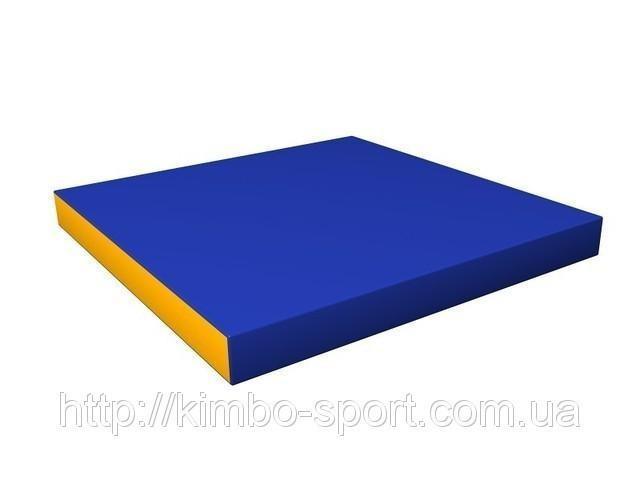 Спортивный мат для шведских стенок 1000х1000х100