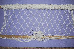 Гамак сетка 2 х 1 м. (d нити - 45 мм., нить - хлопок)