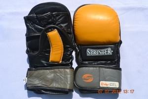 Перчатки для единоборств SPRINTER, модель Everlast EverGel