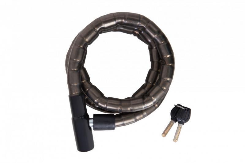 Трос с замком TY423 на ключе 15mmX1500mm