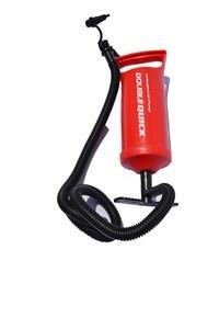 Насос для накачивания резиновый изделий, 82 х 300 мм. с клапаном обратного действия