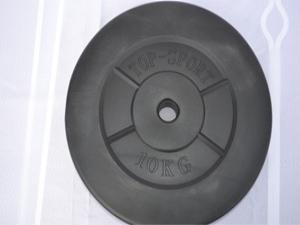 Диск пластмассовый, 10 кг