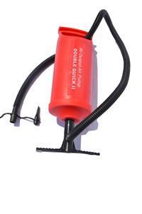 Насос для накачивания резиновый изделий, 105 х 360 мм., с клапаном обратного действия. Размер: 105 х 360 мм.