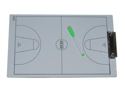 Планшетка тренерская с тактической доской оснащена магнитной основойов спорта