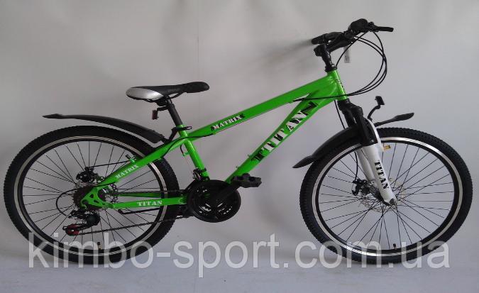 "Велосипед Titan Matrix 24"""