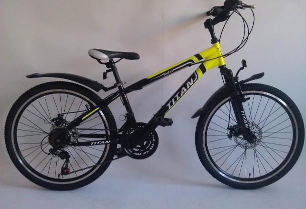 "Велосипед Titan Rider 24"""