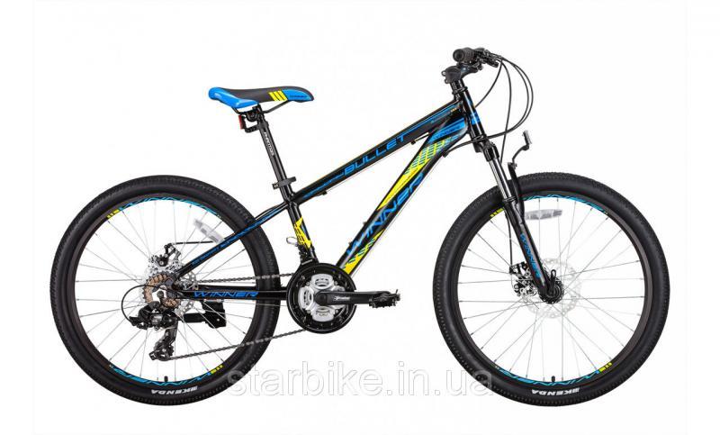 """Подростковый велосипед WINNER BULLET 24"""""""