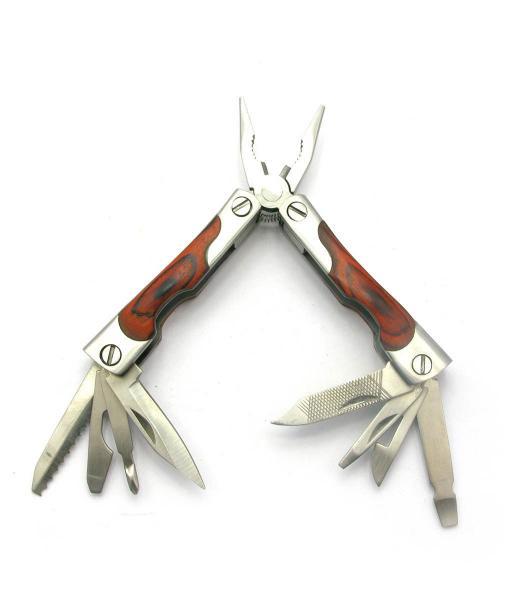 Нож-плоскогубцы c набором инструментов, 9 в 1