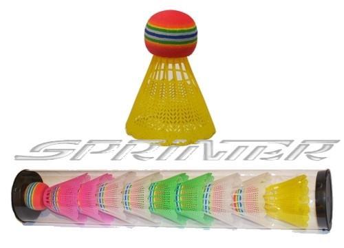 Волан пластиковый с пенной головкой