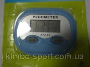 Шагомер : предназначен для контроля двигательной активности человека.