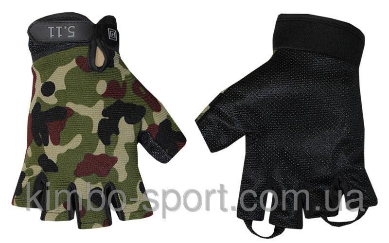 Перчатки тактические, хакки, черные