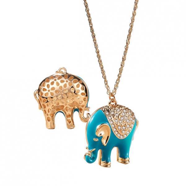 Колье «Слон»