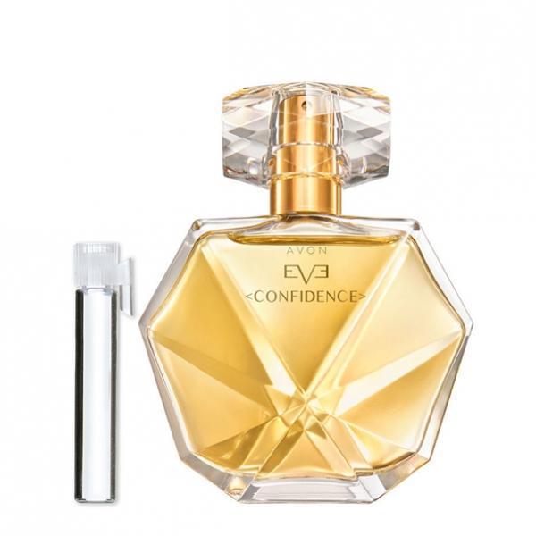 Парфюмерная вода Avon Eve Confidence. Пробный образец (0,6 мл)