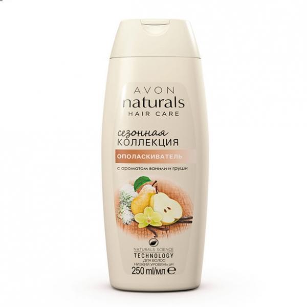 Фото для волос, шампуни и ополаскиватели Увлажняющий шампунь для волос с ароматом ванили и груши (250 мл)