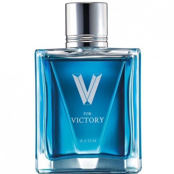 Фото парфюмерия, мужские ароматы Туалетная вода Avon V for Victory (75 мл)