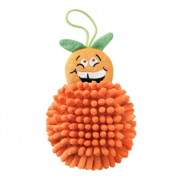 Детская мочалка «Озорной фрукт»