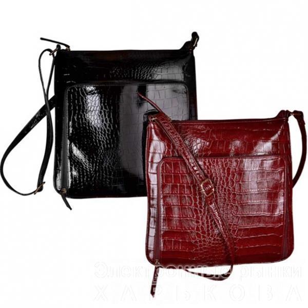 481657988ebf Женская сумка «Эрин». Бордовая - Женские сумочки и клатчи на рынке  Барабашова