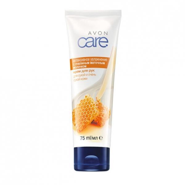 Крем для рук с пчелиным маточным молочком «Интенсивное увлажнение»