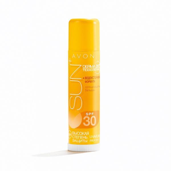 Солнцезащитный бальзам SPF 30