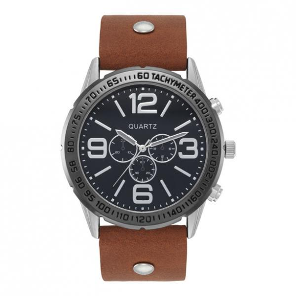 Мужские кварцевые часы «Тобиас»