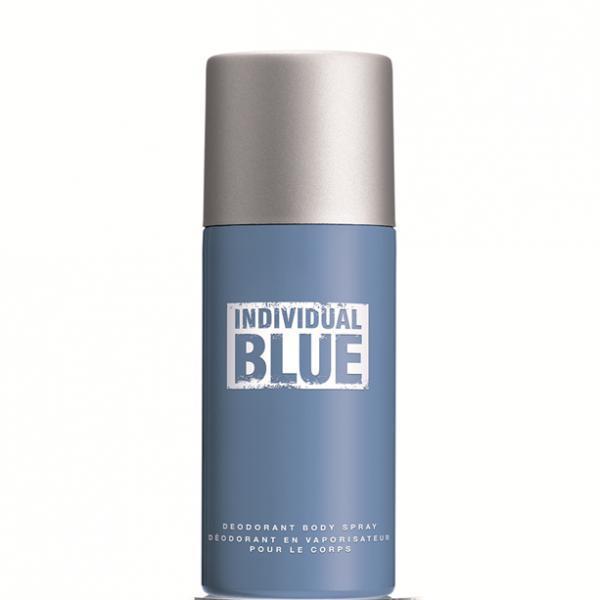 Дезодорант-спрей для тела Individual Blue (150 мл)