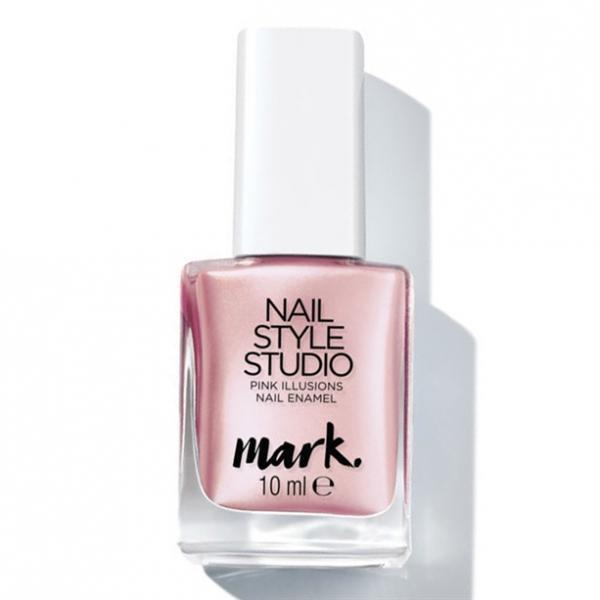 Лак для ногтей «Дизайн-студия. Магия кристаллов. Розовая иллюзия»