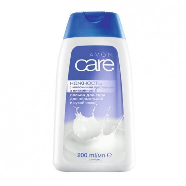 Лосьон для тела с молочными протеинами и витамином Е «Нежность» (200 мл)