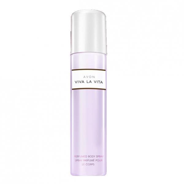 Парфюмированный дезодорант-спрей для тела Avon Viva la Vita (75 мл)