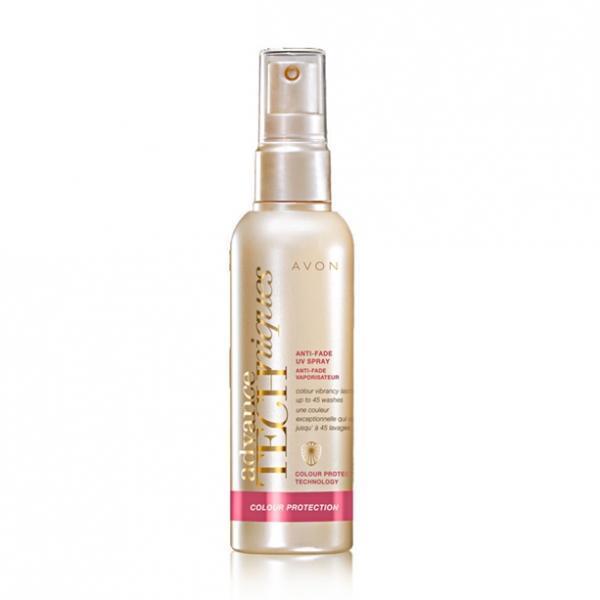 Спрей для окрашенных волос с УФ-фильтром «Защита цвета»