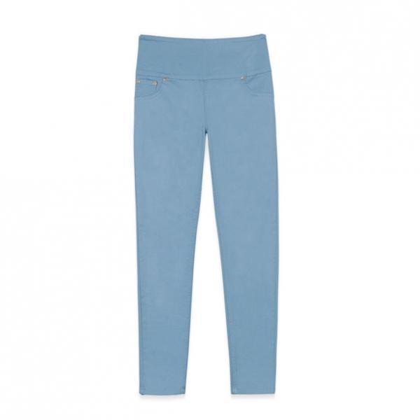 АКЦИЯ! Женские брюки (джегінси). Голубые