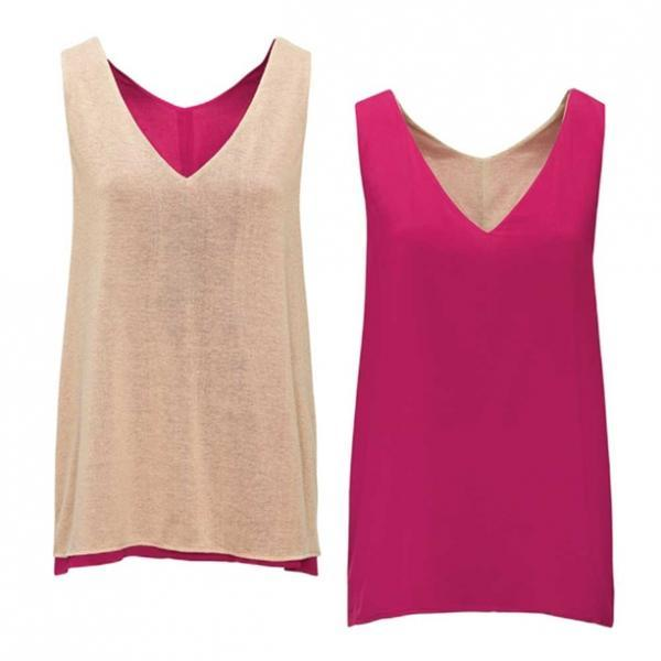 Женская блуза-топ