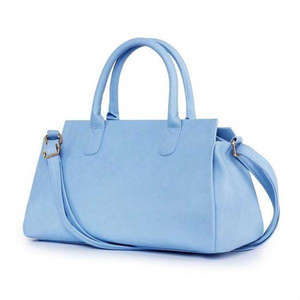 Женская сумка «Вероника». Голубая