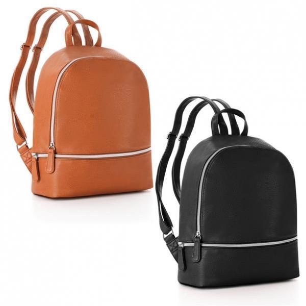 Женский рюкзак «Рейчел». Коричневый