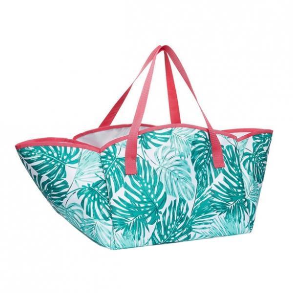 Пляжная сумка-коврик