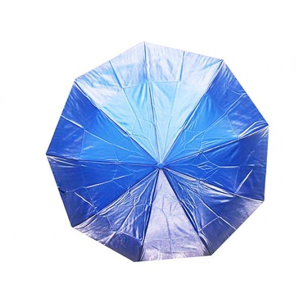 Женский зонт High Quality Артикул 114 голубой