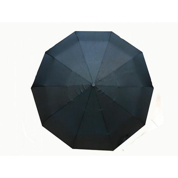 Мужской зонт полуавтомат 3 сложения Tornado Артикул 14