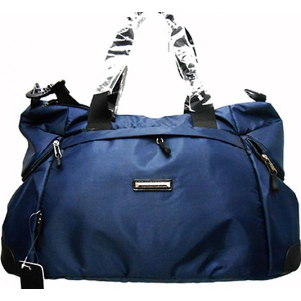 Женская спортивная сумка Dolly Артикул 930 синий