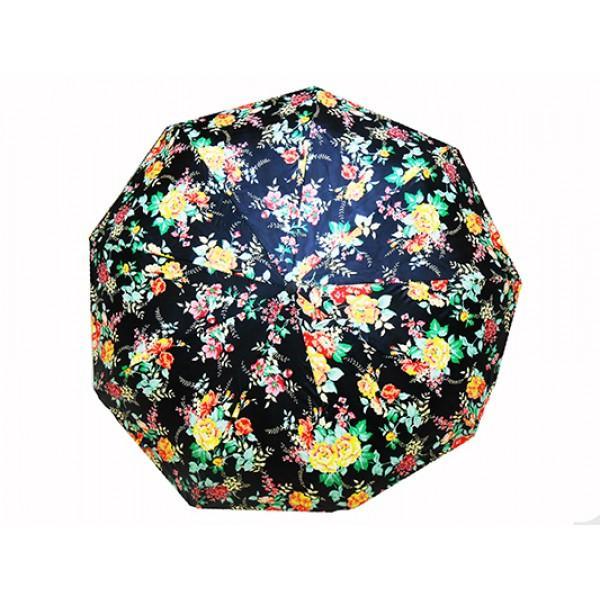 Женский зонт полуавтомат 3 сложения Amico Артикул 3521 №01
