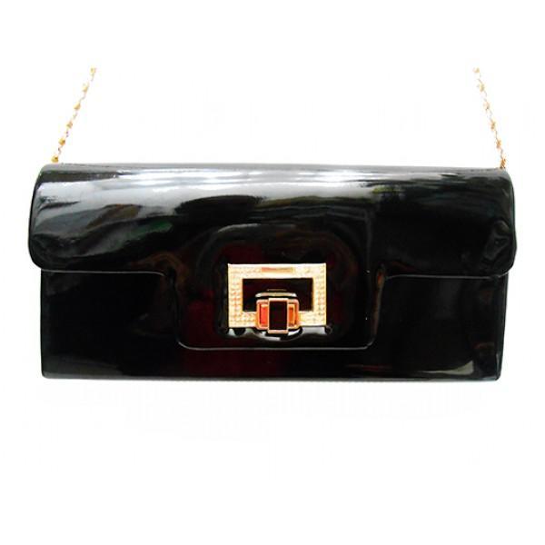 Женская вечерняя сумка Артикул 0733 черный