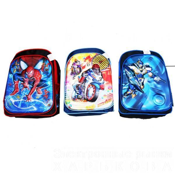 Детский школьный рюкзак Артикул С 240 №01 - Школьные рюкзаки и портфели на рынке Барабашова