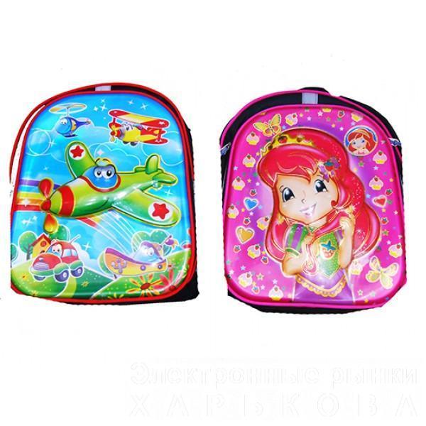 Детский школьный рюкзак Артикул С 230 - Школьные рюкзаки и портфели на рынке Барабашова