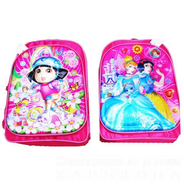 b1bfb97c8a40 Детский школьный рюкзак Артикул С 200 - Школьные рюкзаки и портфели на рынке  Барабашова