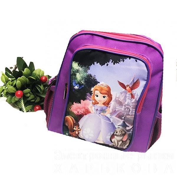 Детский рюкзак Артикул С 250-сказка - Школьные рюкзаки и портфели на рынке Барабашова